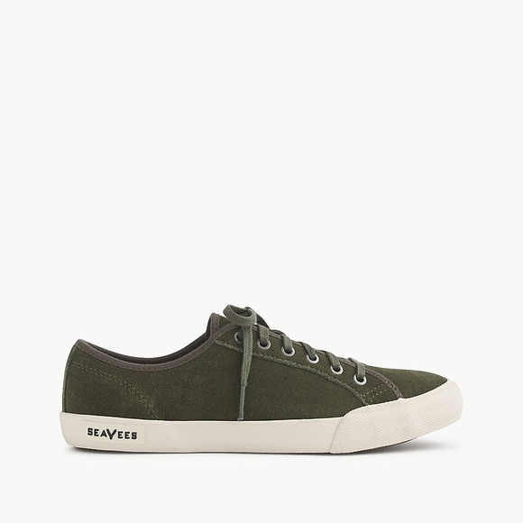 SeaVees Shoes - SeaVees women's Monterey lace up sneaker